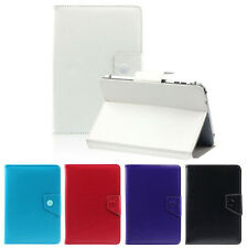 1PC Universal Crystal Leather Stand Cover Case For 7/8/9/10 Inch Tablet PC
