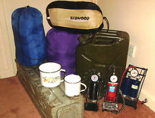 CAMPING GEAR   VINTAGE DIESEL CANS & OTHER  click on the site to chose and order