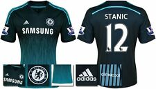 *14 / 15 - ADIDAS ; CHELSEA 3rd KIT SHIRT SS + PATCHES / STANIC 12 = SIZE*