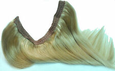 Halo Flip In Indian Remy Natural Human Hair Extensions #14 Brownish Blonde