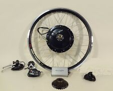 """36V 1000W Direct Drive Front 26"""" ebike Ebikeling Electric Bicycle Conversion Kit"""