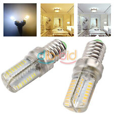 1/4pcs Lampada G4 G9 Silice E14 5W LED 9W 64 104 3014 SMD Caldo Lampadine OZ IT