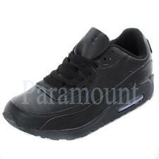 Intercept  Air Max 90 Black Running Trainers  Mens Size