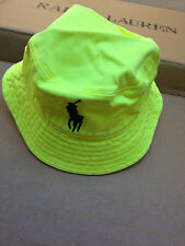 Ralph Lauren Baby Big Pony Cotton Bucket Hat
