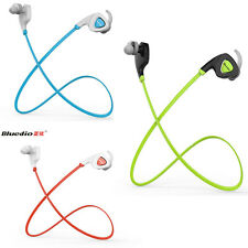 Bluedio Q5 Wireless Bluetooth Sport Stereo Headset Headphones for Samsung iPhone