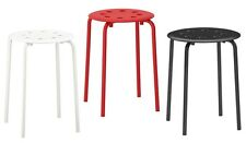 Marius Stackable Stool Breakfast Bar Dining Stool Modern Multipurpose Use