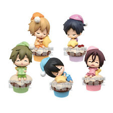 Free! - Iwatobi Swim Club Taito Kuji Honpo ~Sugar Cake~ Goods Set