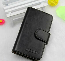 S1 New Flip PU Wallet Card Leather Stand Cover Case Pouch for BLU Smart Phone