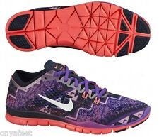 WOMENS NIKE Free 5.0 TR Fit 4 Printed RUNNING/FITNESS/TRAINING/RUNNERS SHOES