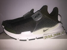 NIKE SOCK DART SP FRAGMENT US 6 7 8 9 10 11 12 OLIVE LODEN TONAL BLACK GREEN HTM