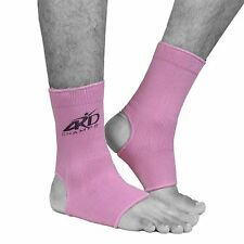 ARD Elasticated Ankle foot Brace leg support pain injury relief Leg & Foot PINK