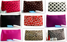 19 TYPES WOMEN'S LADY NYLON COSMETIC COIN CELLPHONE MAKEUP POUCH BAG PURSE