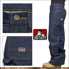 Ben Davis Jeans carpenter pants COMPARE LEVIS 501 STF FIRST QUALITY NWT