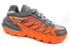 Skechers Go Bionic Trail Charcoal/Orange  Boys