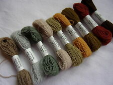 Crewel skeins - combined postage - Appletons - 9 colours to choose from