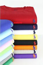 NWT 2015 Polo Ralph Lauren Men's Crew Neck Classic-Fit T-Shirt Tee S M L XL XXL