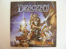 **** DESCENT BOARD GAME 1st Ed: Heroes + Stat Card Multi-Listing-D&D Dungeon****