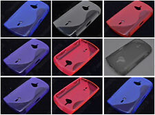 Multi Color S-Types TPU Silicone CASE Cover For Sony Ericsson Live with Walkman