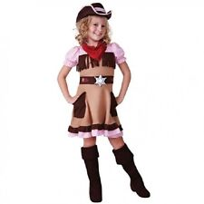 Girls Cowgirl Cutie Fancy Dress Costume Kids World Book Day Outfit CC492