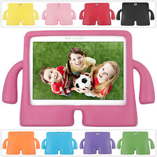Kids children ShockProof Soft Silicone Stand Case Handle Cover for iPad mini