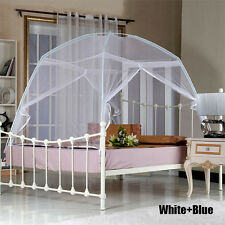 Portable Folding Mosquito Net Tent Freestand bed Twin Queen King