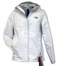 The North Face Women's Venture Jacket Waterproof Rain Jacket White Sz L XL New