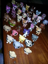 LPS LITTLEST PET SHOP DOGS Dachshund Spaniel Chihuahua Collie Yorkshire Terrier