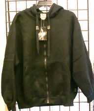 Men's HEAVY WEIGHT ZIPPER  FRONT HOODED SWEAT SHIRTS  21PRO - XL /3XL /4XL/ 5XL