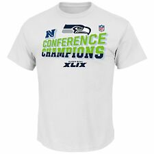 Seattle Seahawks 2014/2015 XLIX NFC Champions Trophy Collection T-Shirt