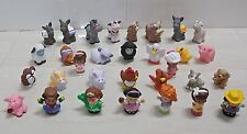 Fisher-Price Little People Farm lot Animal Sheep donkey Bunny Cow Horse pig Toy