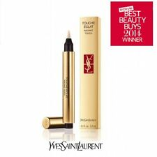 Ysl Touche Eclat Radiant Touch Concealer Shades 1, 1.5, 2, 2.5  Full Size