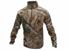 New ScentBlocker Men's NTS 2.5 Base Layer Shirt Trinity Pick Size/Camo Pattern