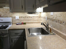Kitchen Under Cabinet Counter White LED lighting + FREE SHIPPING