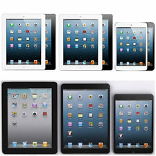 iPad Air/Mini/2/3/4|Black/White/Gold/Silver/Space Gray|16GB/32GB/64GB/128GB|Used