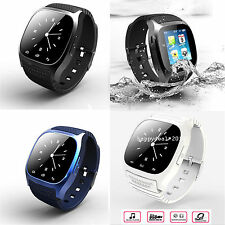 Bluetooth Smart Wrist Watch Phone Mate For Android Samsung Note4 HTC M8 LG Sony