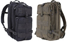 Rothco Heavyweight Canvas Military Style Tacticanvas Go Pack MOLLE Backpack