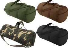"Rothco Heavyweight Canvas 24"" Sport Travel Shoulder Duffle Bag"