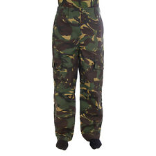 Kids Army Camouflage Combat Trousers - Army Roleplay For Ages 5 - 14 Years
