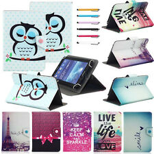 "Vogue Universal Leather Case Stand Cover For 7"" 10"" 10.1"" Android Tablet PC MID"