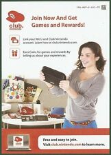 Club Nintendo Codes - 50 Points / Coins (List 2) - Closing Sale Prices!