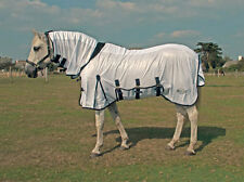 NEW 2015 Rhinegold Combi Full Neck Fly Rug for Horse or Pony