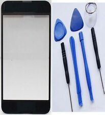 For Front Screen Glass Lens Cover iPhone 4 4S 4G 5 5S + Tools Kit fa