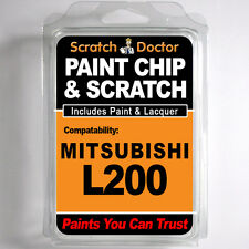 MITSUBISHI L200 TOUCH UP PAINT Stone Chip Scratch Car Repair Kit . 2015
