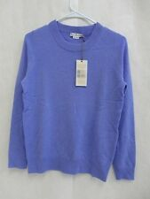 *NWT* Enzo Mantovani Ladies' Cashmere Crew Neck Sweaters *Free Shipping*