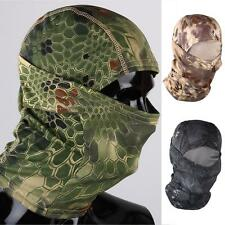 Motorcycle Under Helmet Balaclava Ski Bike Cycling Full Face Mask Motorbike Hat