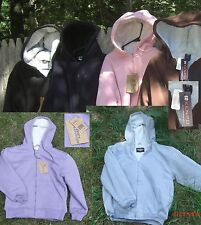 Mans Womans Ladies ($22 to $64) up to 2X 3X 4X NWT Sherpa lined zipper Hoodie