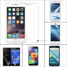3x Anti-glare Matte/HD Screen Protector Cover For Samsung iPhone LG MOTO Sony UP