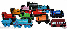 NEW Wooden Magnetic Train Thomas The Tank & Friends Compatible Brio ELC Bigjigs