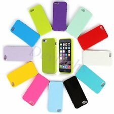 for iPhone 6 4.7'' TPU Rubber Soft Silicone Gel Bumper Case Cover Solid Color