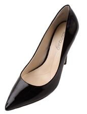 Boutique 9 by Nine West Sally Womens Black Patent Leather High Heel Shoes